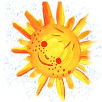 Беременность и солнце