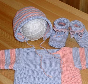 Вязание для новорожденного связать спицами 44