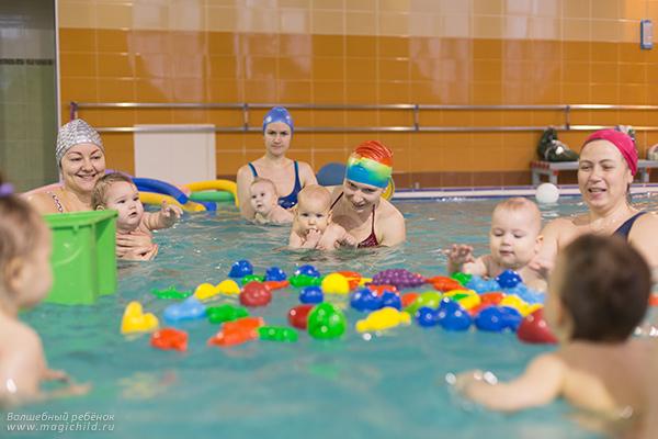 можно ли во время беременности в бассейне