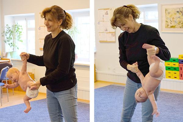 Детская динамическая гимнастика